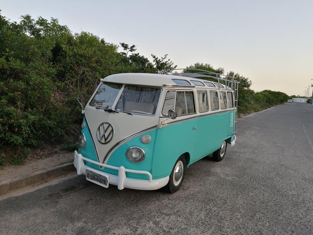 1975 VW Samba t1 split window van For Sale (picture 2 of 6)