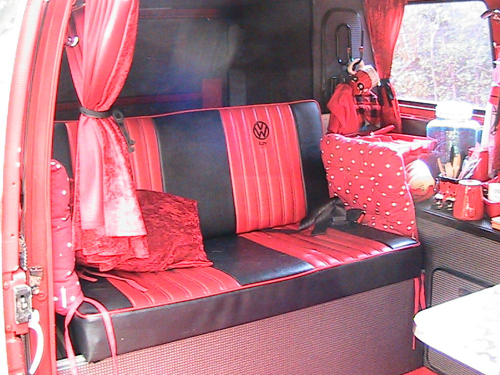 1975 Vw t2 firebus camper van For Sale (picture 5 of 6)