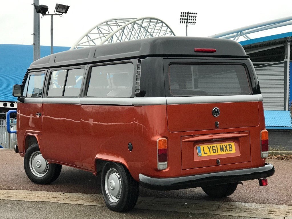 2012 ICONIC T2 CAMPER VAN For Sale (picture 6 of 6)