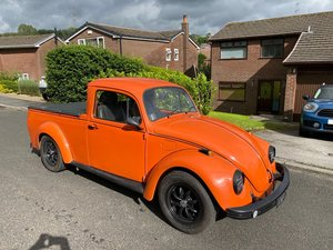 1968 VW Beetle Pick up conversion