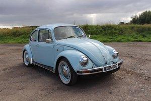 'Ultima Edicion' VW Beetle