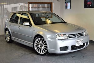 VOlkswagen Golf 3.2 R32 Japanese Import Low Mileage