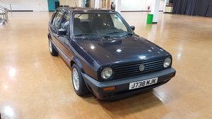 1991 VW GOLF   LHD  1.8 GLX  rare car 5 door  For Sale