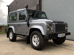 2012 Defender 90 2.2 TD DPF XS Station Wagon 3dr For Sale