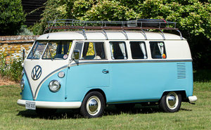 1960 Volkswagen Splitscreen Camper  For Sale by Auction