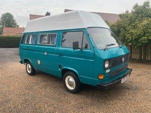 **OCTOBER ENTRY** 1982 Volkswagen Caravanette For Sale by Auction