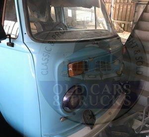 0000 VW Westfalia Camper van , running project for restoration