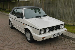 Picture of 1991 VW Golf  MK1 1.8 Clipper Cabriolet