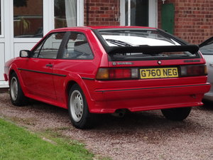 Picture of 1989 Volkswagen Scirocco Scala