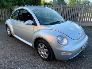 **OCTOBER ENTRY** 2003 Volkswagen Beetle For Sale by Auction