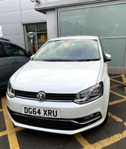 Picture of 2014 Volkswagen Polo 12 months MOT & Service
