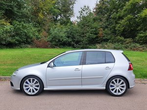 VW Golf R32.. DSG.. LHD Left Hand Drive.. One Owner.. FSH