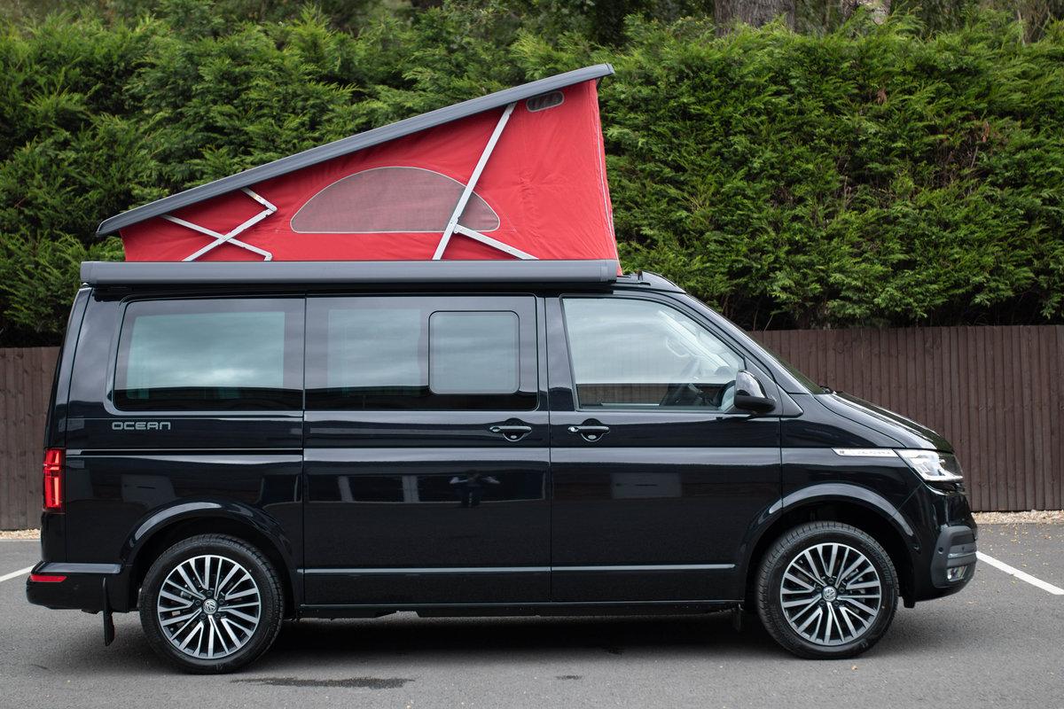 2020/70 Volkswagen California Ocean T6.1 SWB DSG For Sale (picture 4 of 6)