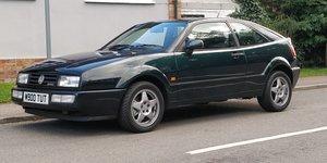 1995 VW Corrado VR6 - FSH and superb original example