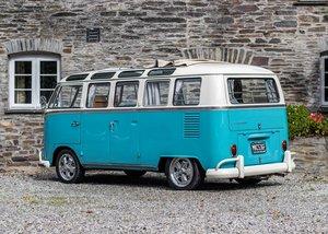 1967  Volkswagen Samba Split Screen T1 21 Window Camper