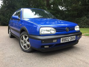 1998 VW Golf Mk3 2.0 GTI Colour Concept