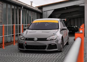 2009 Volkswagen Golf Mk6 Competition