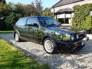 1991 Mk2 golf gti 16v  For Sale (picture 1 of 6)
