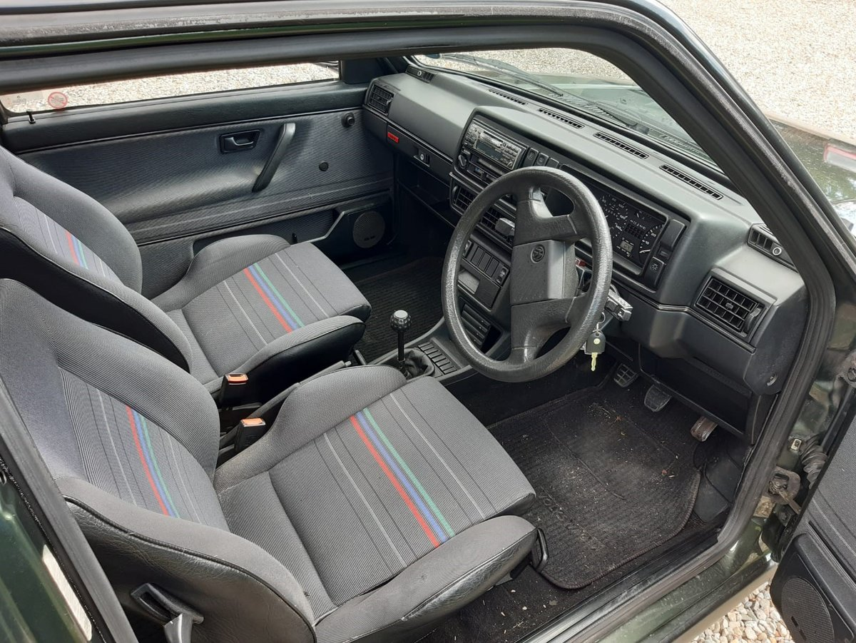 1991 Mk2 golf gti 16v  For Sale (picture 4 of 6)