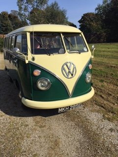 1967 Volkswagen Campervan For Sale (picture 1 of 6)