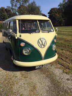 Picture of 1967 Volkswagen Campervan