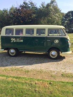 1967 Volkswagen Campervan For Sale (picture 3 of 6)