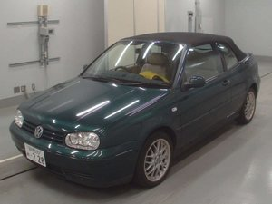 2001 VOLKSWAGEN GOLF MODERN CLASSIC 2.0 AUTO CONVERTIBLE For Sale