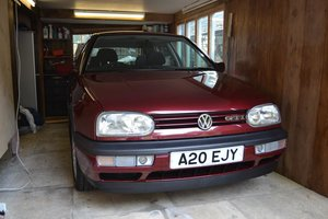 Picture of Lot 69 - A 1996 VW Golf GTI - 23/09/2020 SOLD by Auction