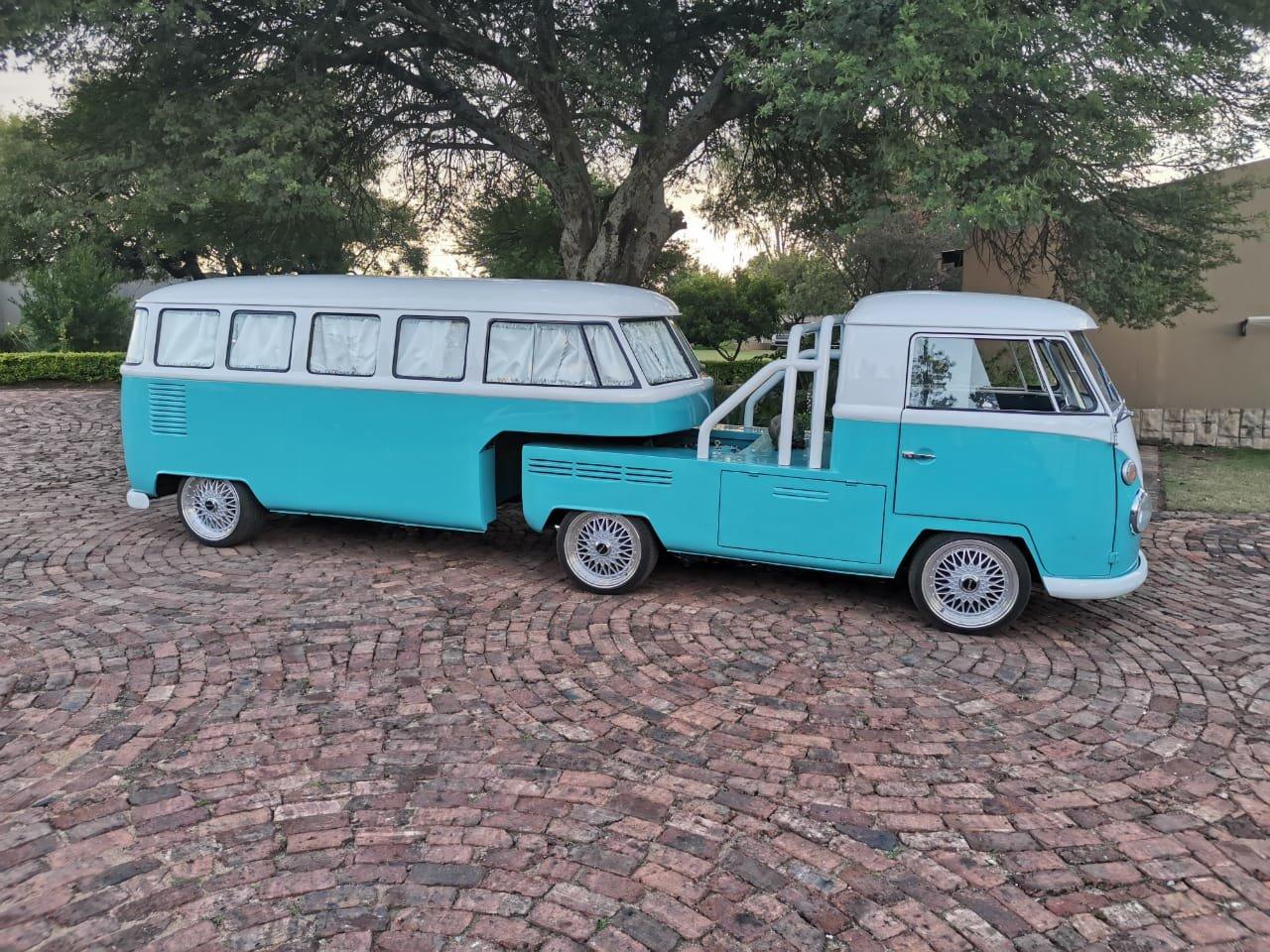 1968 Volkswagen split window camper For Sale (picture 4 of 6)
