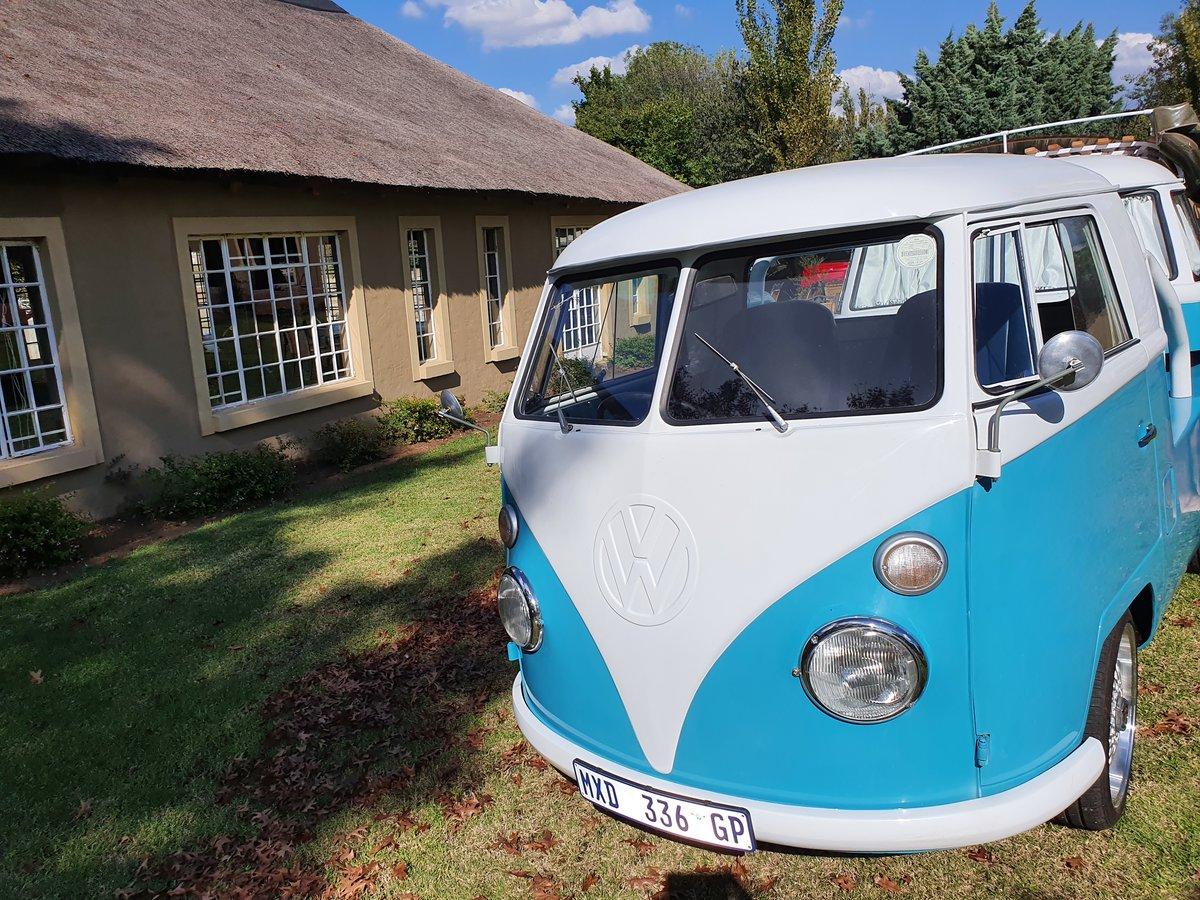 1968 Volkswagen split window camper For Sale (picture 6 of 6)