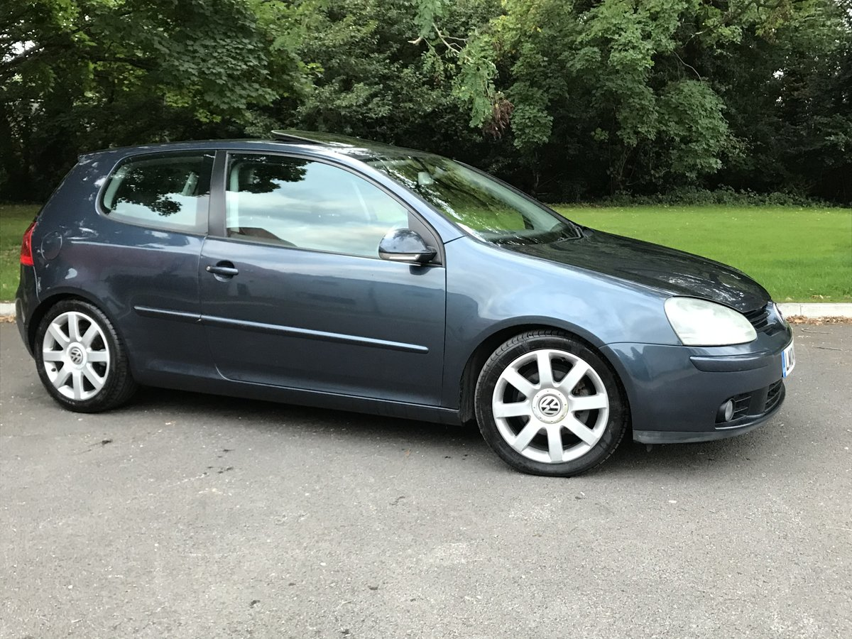 2004 Only 54000 miles - FSH - Sat Nav  For Sale (picture 1 of 6)