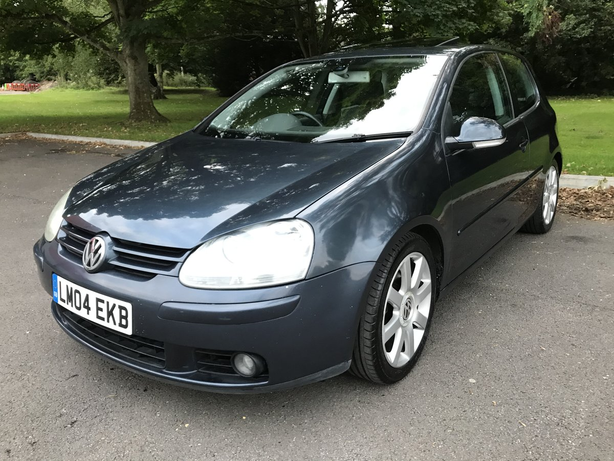 2004 Only 54000 miles - FSH - Sat Nav  For Sale (picture 2 of 6)