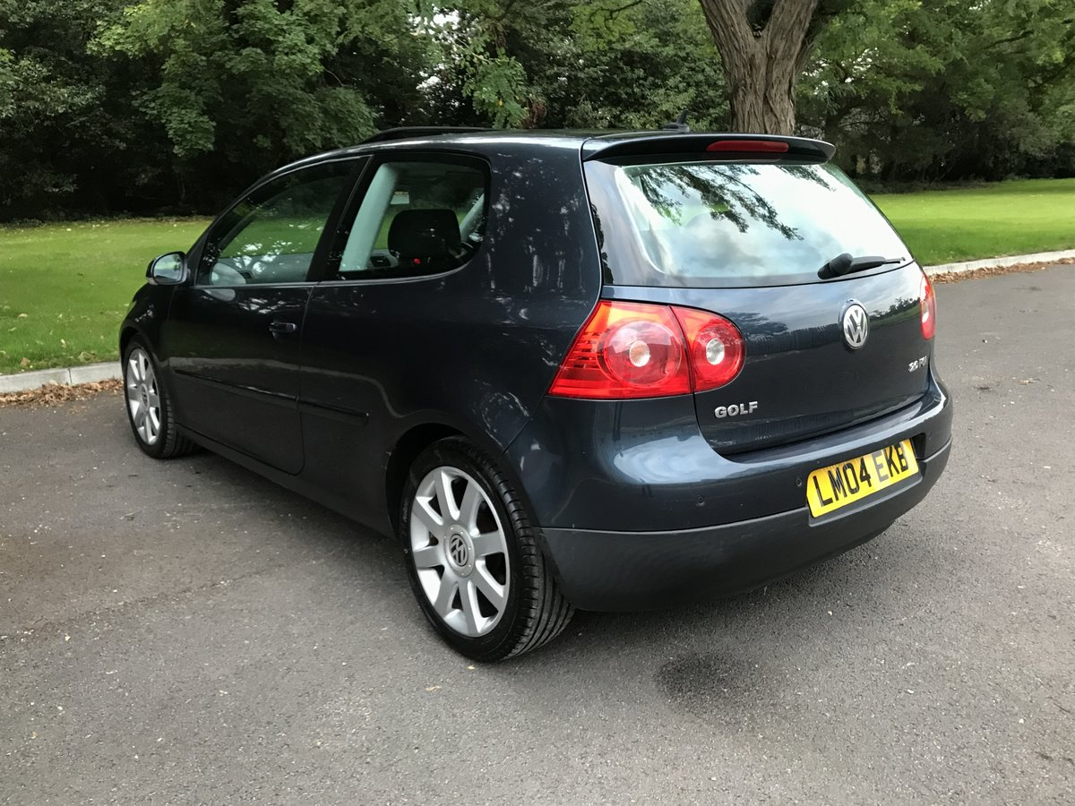 2004 Only 54000 miles - FSH - Sat Nav  For Sale (picture 3 of 6)