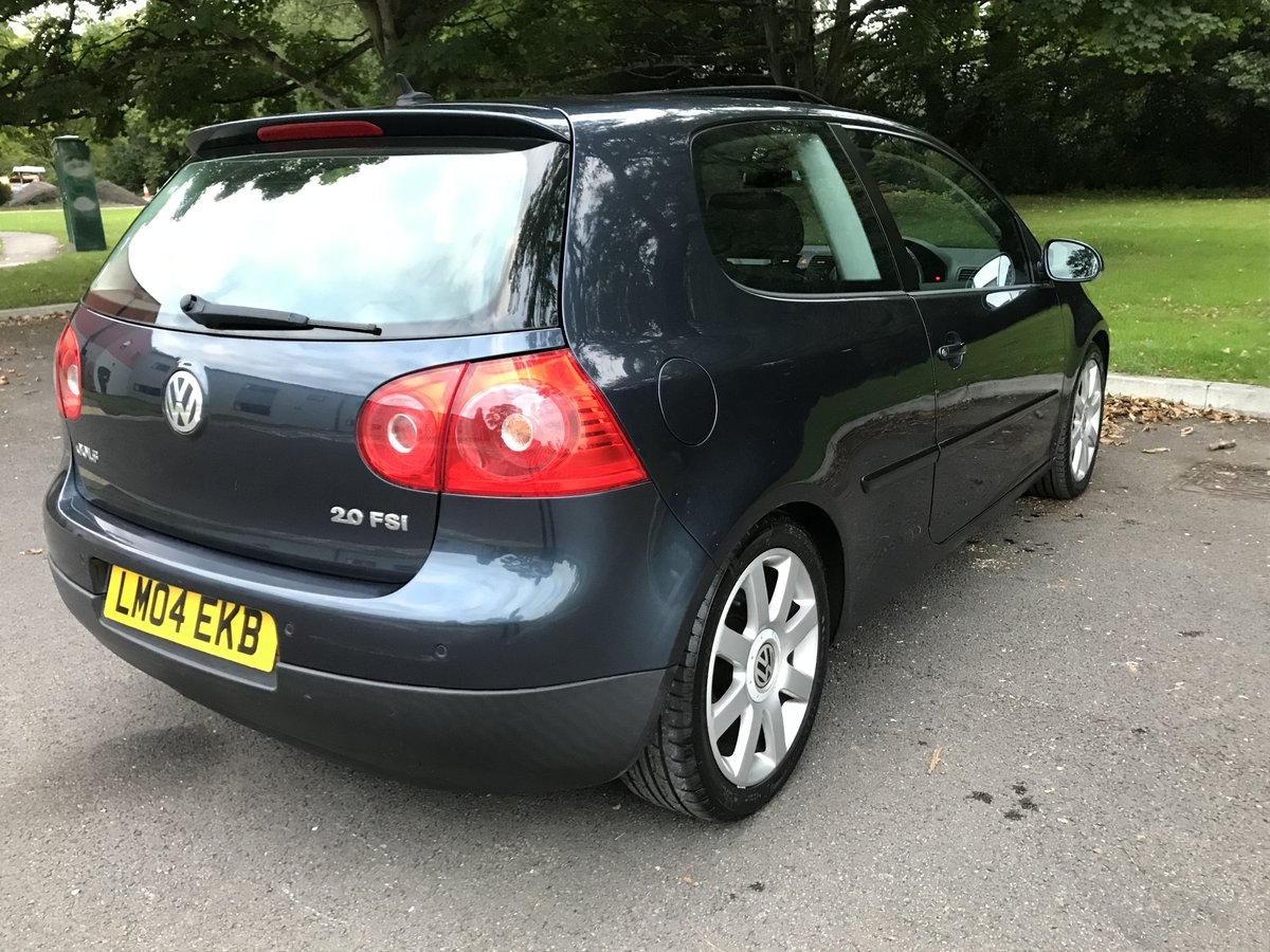 2004 Only 54000 miles - FSH - Sat Nav  For Sale (picture 4 of 6)