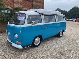 VW Campervan T2 bay