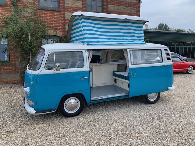 1972 VW Campervan T2 bay For Sale (picture 2 of 6)
