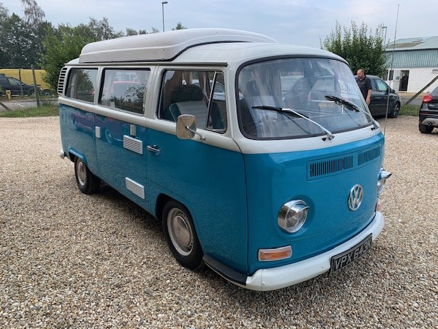 1972 VW Campervan T2 bay For Sale (picture 6 of 6)