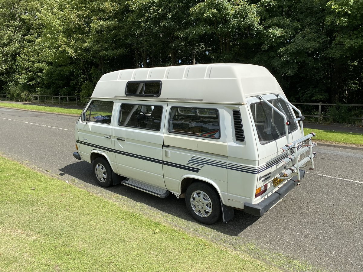1984 Volkswagen T25 1.9l water cooled Campervan For Sale (picture 3 of 6)