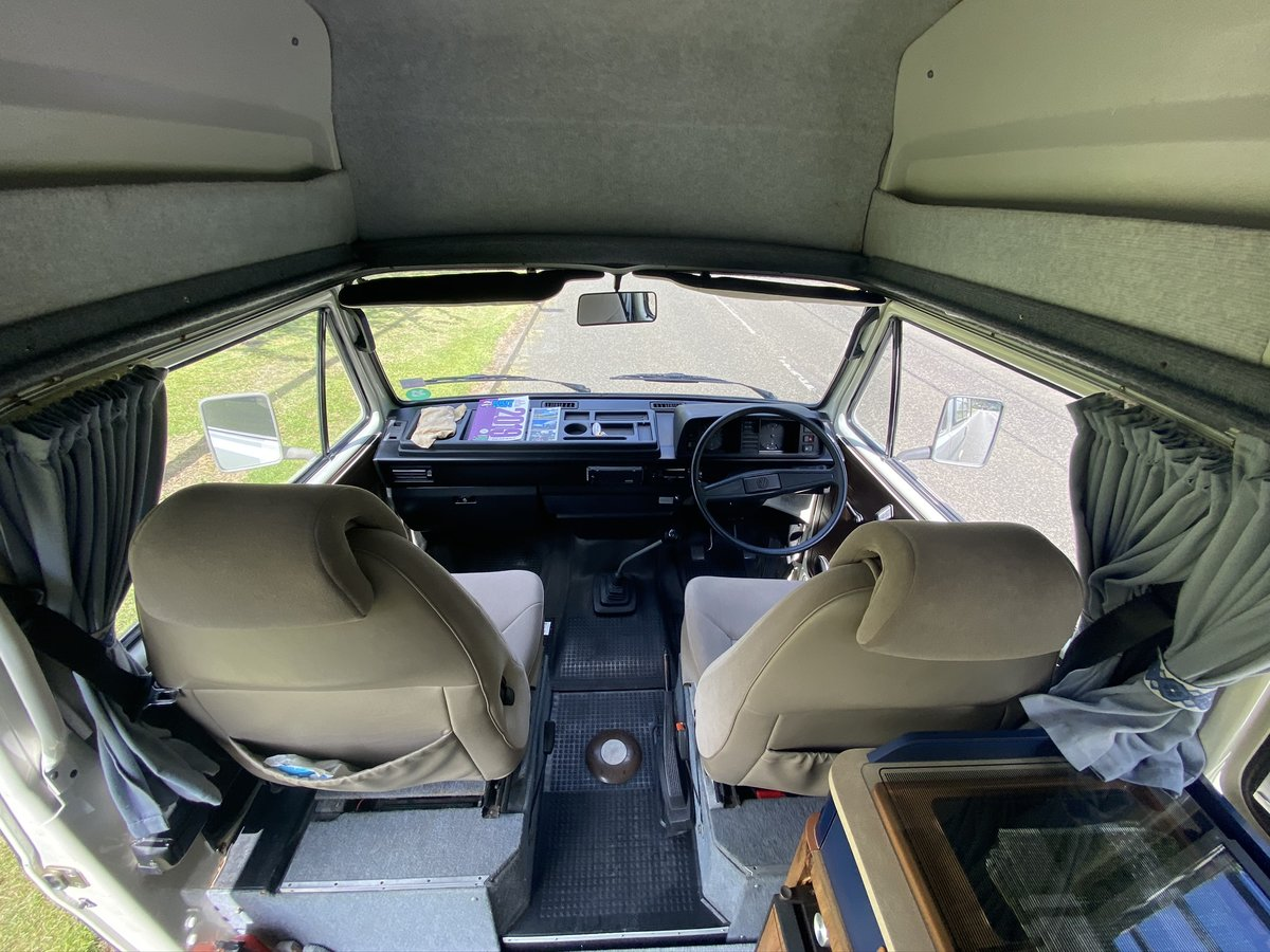 1984 Volkswagen T25 1.9l water cooled Campervan For Sale (picture 6 of 6)