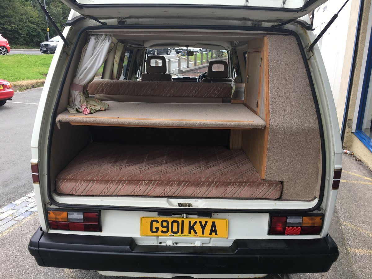 1989 VW T25 (T3) Autosleeper Trident Campervan For Sale (picture 6 of 6)