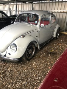 1968 VW Beetle, 1641cc New Mot. A very well sorted car.