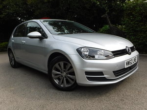 Volkswagen Golf, 1.4 TSI SE, Low Mileage, Beautiful example