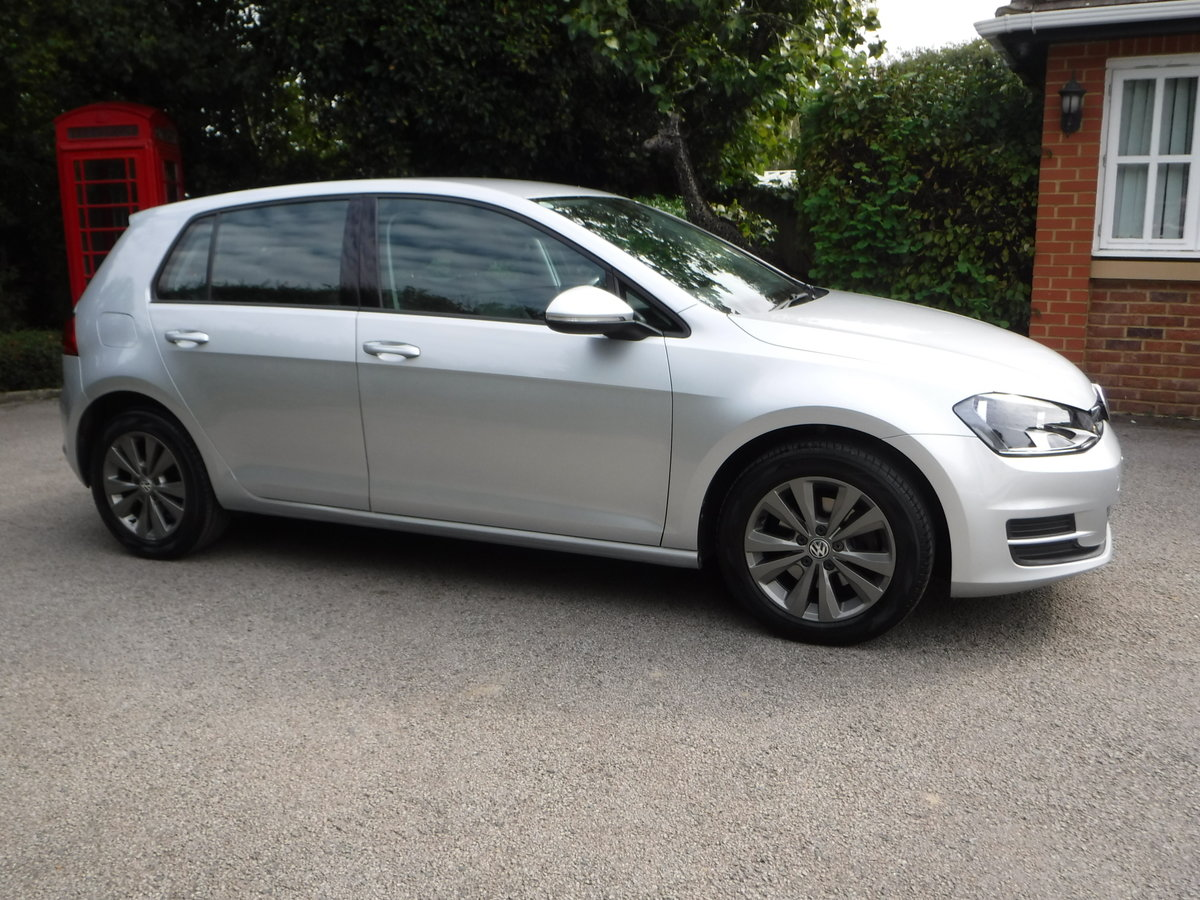 2013 Volkswagen Golf, 1.4 TSI SE, Low Mileage, Beautiful example For Sale (picture 2 of 6)