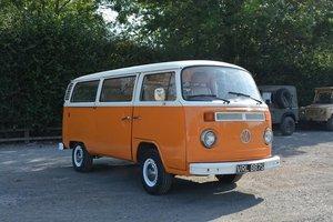 1978 Volkswagen Bay Window Transporter/Camper
