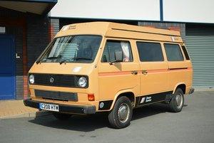 1986 Volkswagen Caravelle Type2 (T3) Devon Camper Van