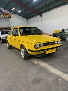 VW GOLF GTI IMMACULATE FOR AUCTION 30TH JANUARY 2021