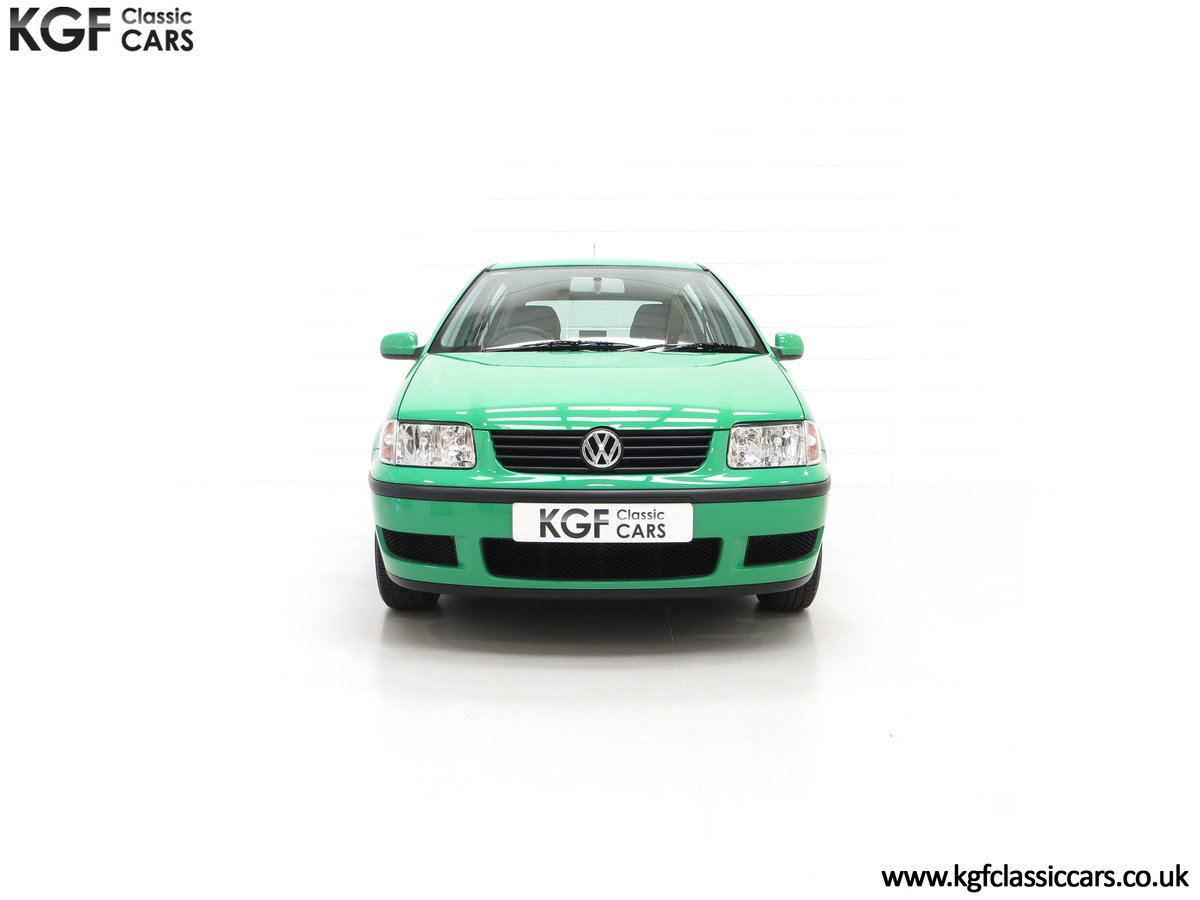 2000 A Vivid Volkswagen Polo 1.4 E with Just 13,462 Miles SOLD (picture 3 of 24)