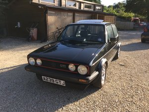 Picture of 1983 Mk1 Golf GTi