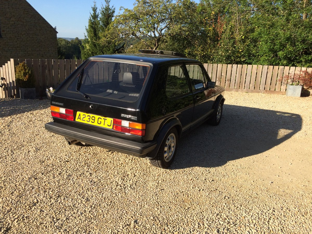 1983 Mk1 Golf GTi For Sale (picture 3 of 6)