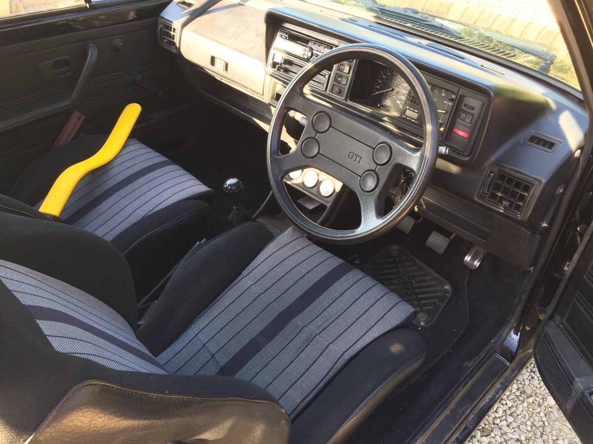 1983 Mk1 Golf GTi For Sale (picture 4 of 6)